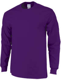 5.3 oz. Gildan Long Sleeve Tee