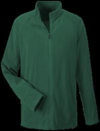 5.9 oz. Campus Microfleece Jacket