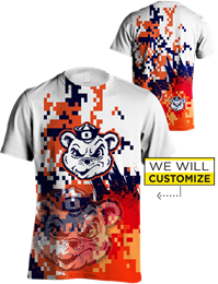 Dye Sublimation Tee: Pixels