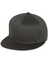 Flexfit Wooly Twill Pro Baseball On-Field Shape Flat Bill Cap