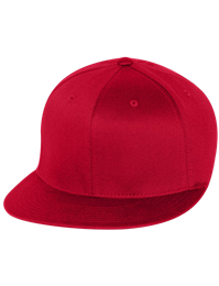 Flexfit® Wooly Twill Pro Baseball On-Field Shape Flat Bill Cap